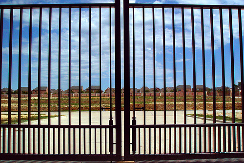 A Real Gated Community