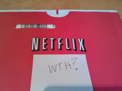 What the heck Netflix?