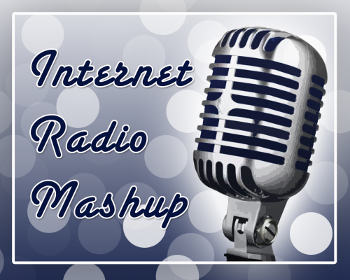 Internet Radio Mashup Logo