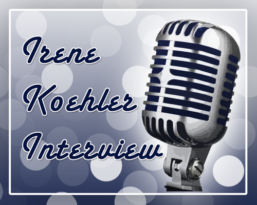 Irene Koehler Interview Graphic