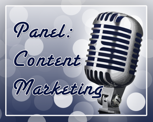 Content Marketing Panel Graphic