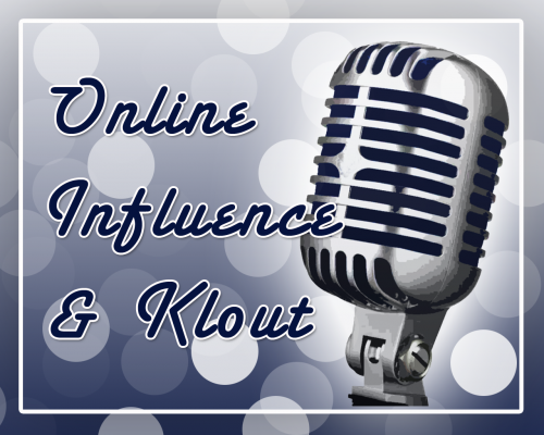 Online Influence and Klout