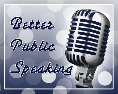 Better Public Speaking Episode