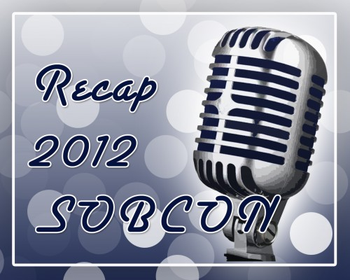 SOBCON 2012 Recap Episode Graphic