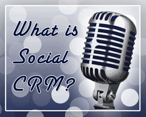 What is Social CRM Episode Graphic