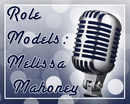Role Models Melissa Mahoney Episode Graphic