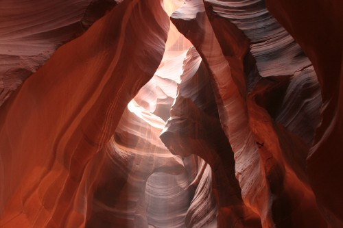 One of my Favorite Shots of Antelope Canyon